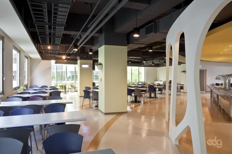 Delta Electronics Nei-hu Office-Canteen