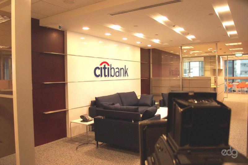 Citibank N.A. Headquarters, Fubon Bldg., Taipei