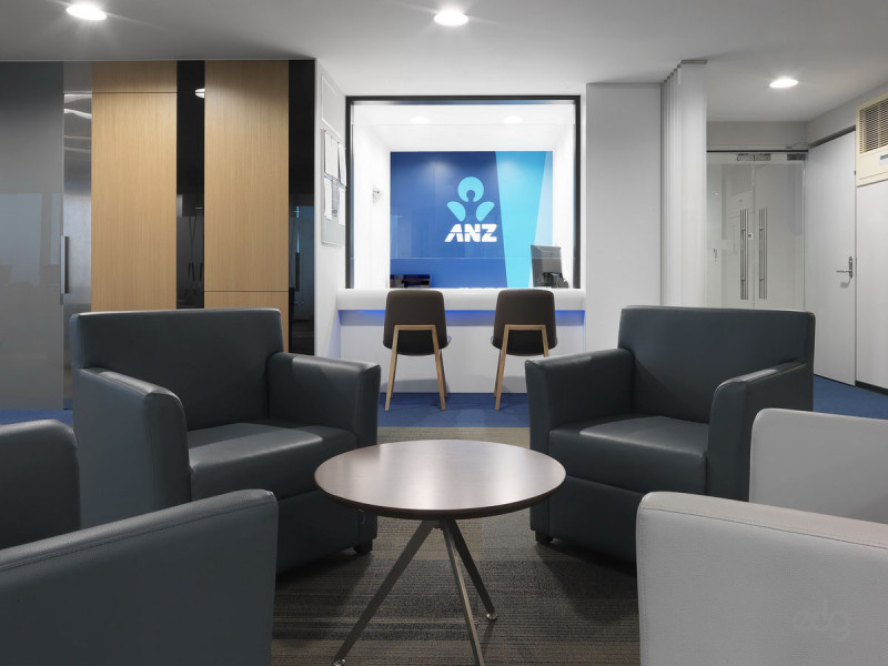 ANZ Bank Tainan Sky Branch