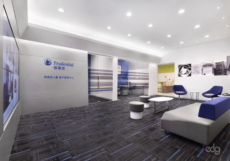 Prudential Financial Taipei Office 2F