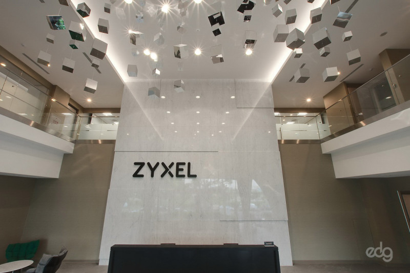 Zyxel Headquarter–Hsinchu Science Park