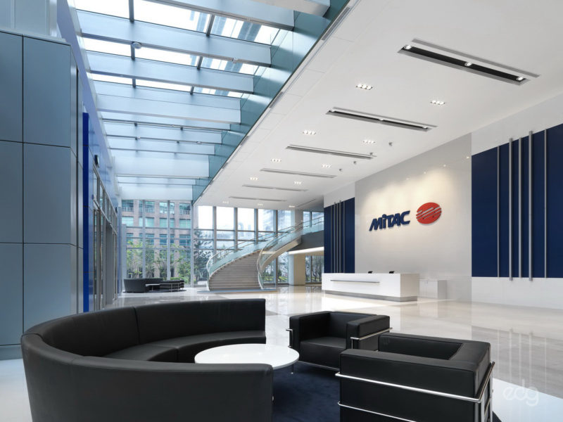 MiTAC International Corporation Linkuo Headquarters
